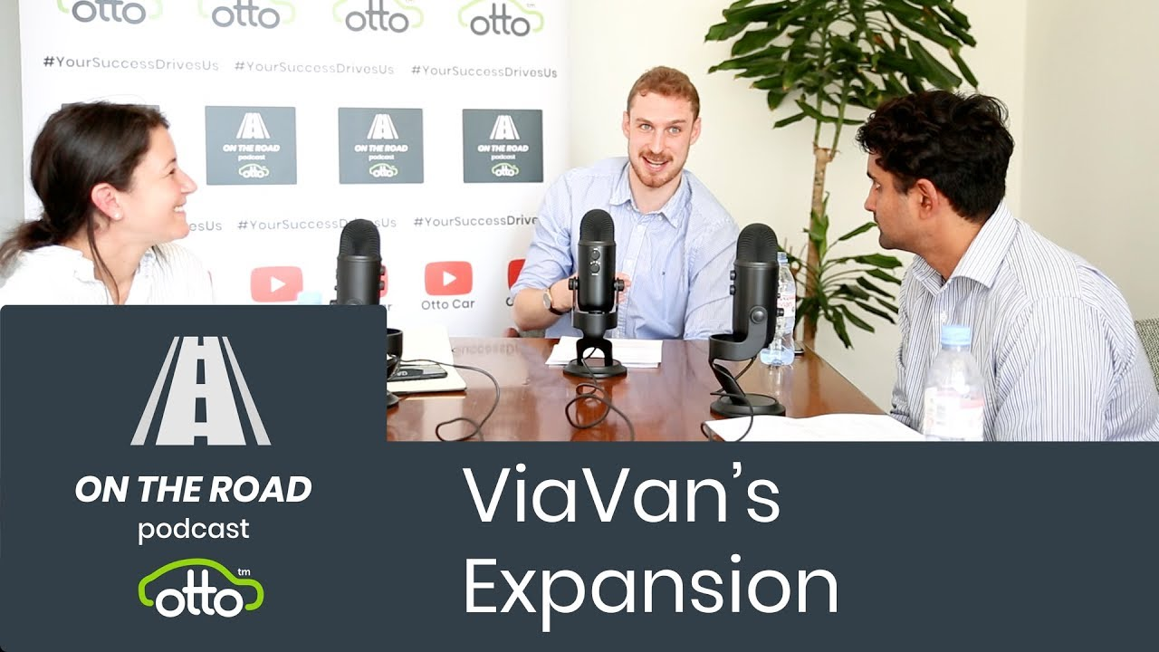 On The Road 🎙️ EP3 – ViaVan's Expansion