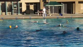 Notre Dame  High School Girl's Varsity Water Polo vs Tahquitz