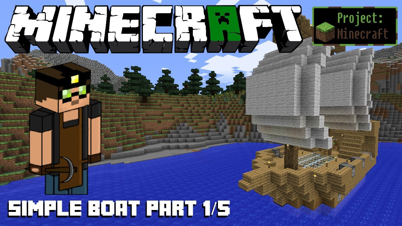 How to Build a Simple Pirate Boat (Part 1/5) - Sail the Seven Seas ...