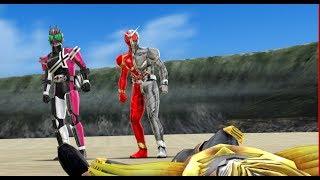 Hiệp Sĩ Mặt Nạ Decade #1 Chiến Tranh Của Các Rider ( Tổng Hợp Trận Đánh Decade VS All Kamen Rider )