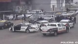 #8 Las Mejores Persecuciones Policiales Argentina