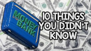 10 Things You Didn't Know About WWE Money In The Bank