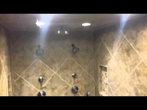 Signature Home Construction- Full bathroom/Jacuzzi gut and remodel. Elgin IL.