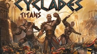 Cyclades: Titans overview - Gen Con 2014