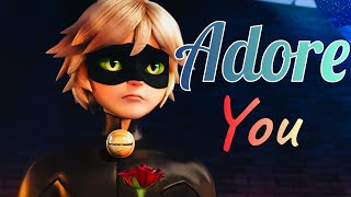 Download Lagu Ladynoir Amv - Adore you Harry Styles MP3