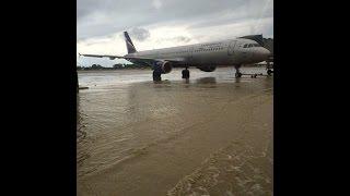 Сочи ушел под воду.Часть 1. Наводнение в Сочи лето 2015, потоп, затопило Адлер.
