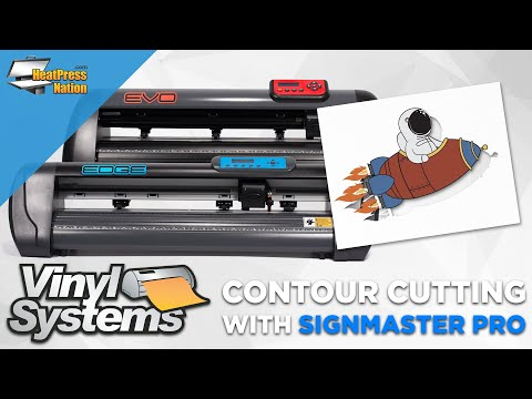 Contour Cutting With SignMaster Pro Tutorial