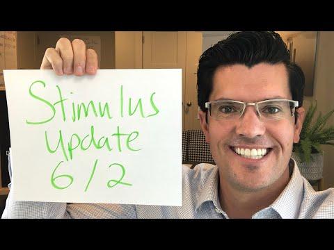 Second Stimulus Update 6/2