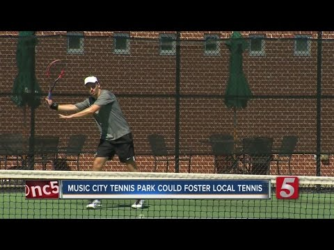 Tennis Courts Could Replace Greer Stadium