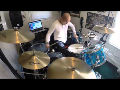Phillip Bailey & Phil Collins - Easy Lover Drum Cover