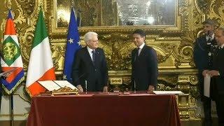 Italy falls into political crisis as Prime Minister Conte resigns