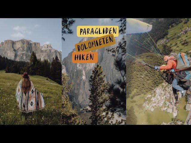 Video: Eerste reis sinds corona, paragliden, heftige hike!