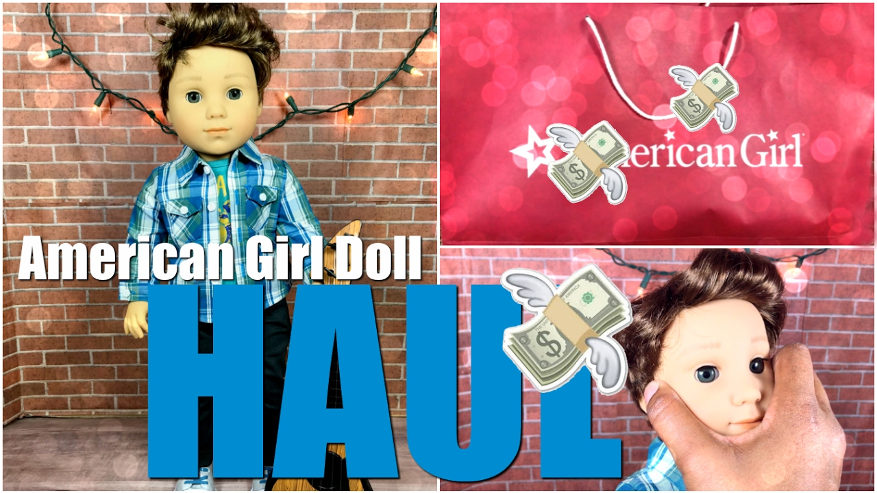 how to make american doll squishy