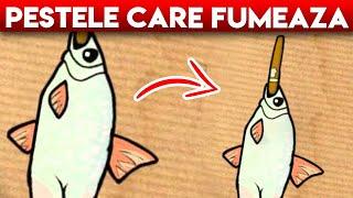 PESTELE ASTA FUMEAZA! | CUBE ESCAPE HARVEY'S BOX