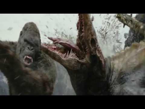 phim bom tấn holywood quay tại việt nam [king kong 2]kong skull lsland -traler