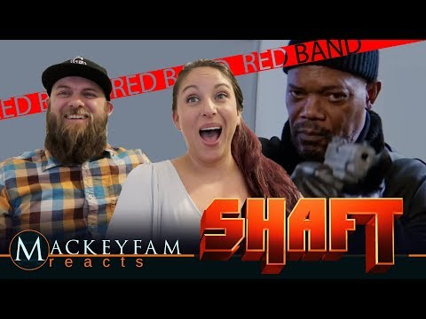 SHAFT – Restricted Trailer | RED BAND | – REACTION and REVIEW!!!