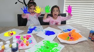 Learn and Play With Colors Paint and Nursery Rhymes Songs for kids