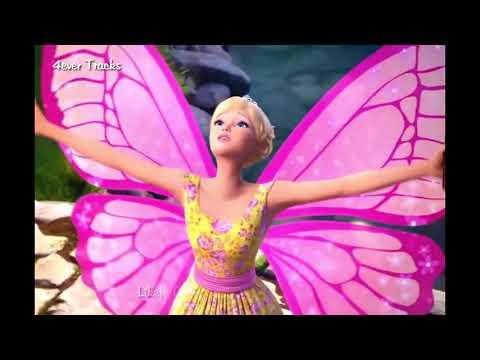 Tu Mila De Zindagi Se | Baarish | Romantic Whatsapp Status| Cute Animated Barbie Doll | For Girls
