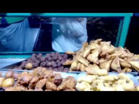 Amazing Indian Street Food, Madurai Street food