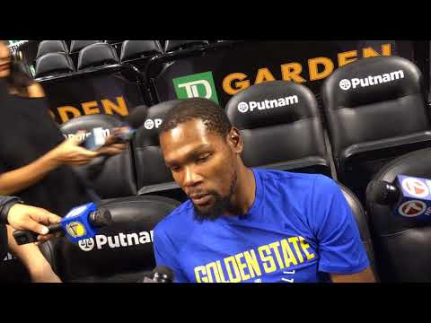 Kevin Durant believes Boston Celtics