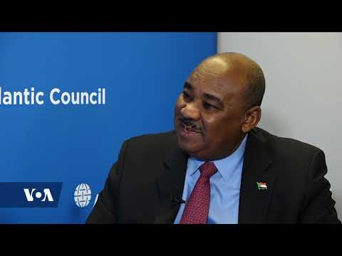 Sudan Finance Minister Ibrahim El-Badawi