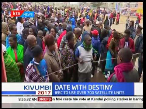 Voting in Donholm, Nairobi begins 3 hours late