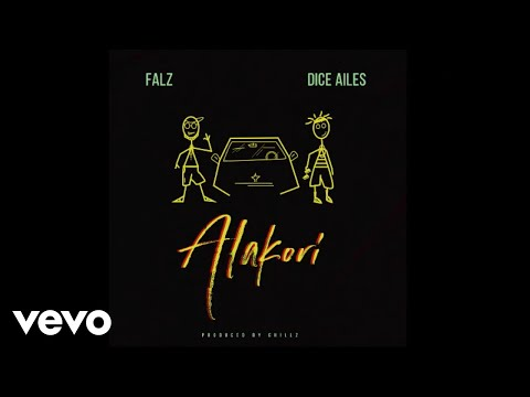 Dice Ailes, Falz - Alakori (Official Audio)