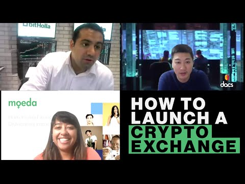 How To Set Up A Crypto Exchange With HollaEx Kit—Live With Moeda