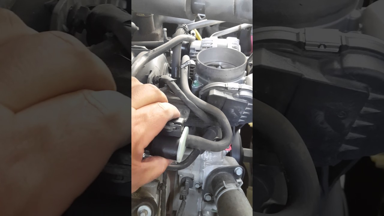 Dodge Ram 1500 Fuel Filter Location