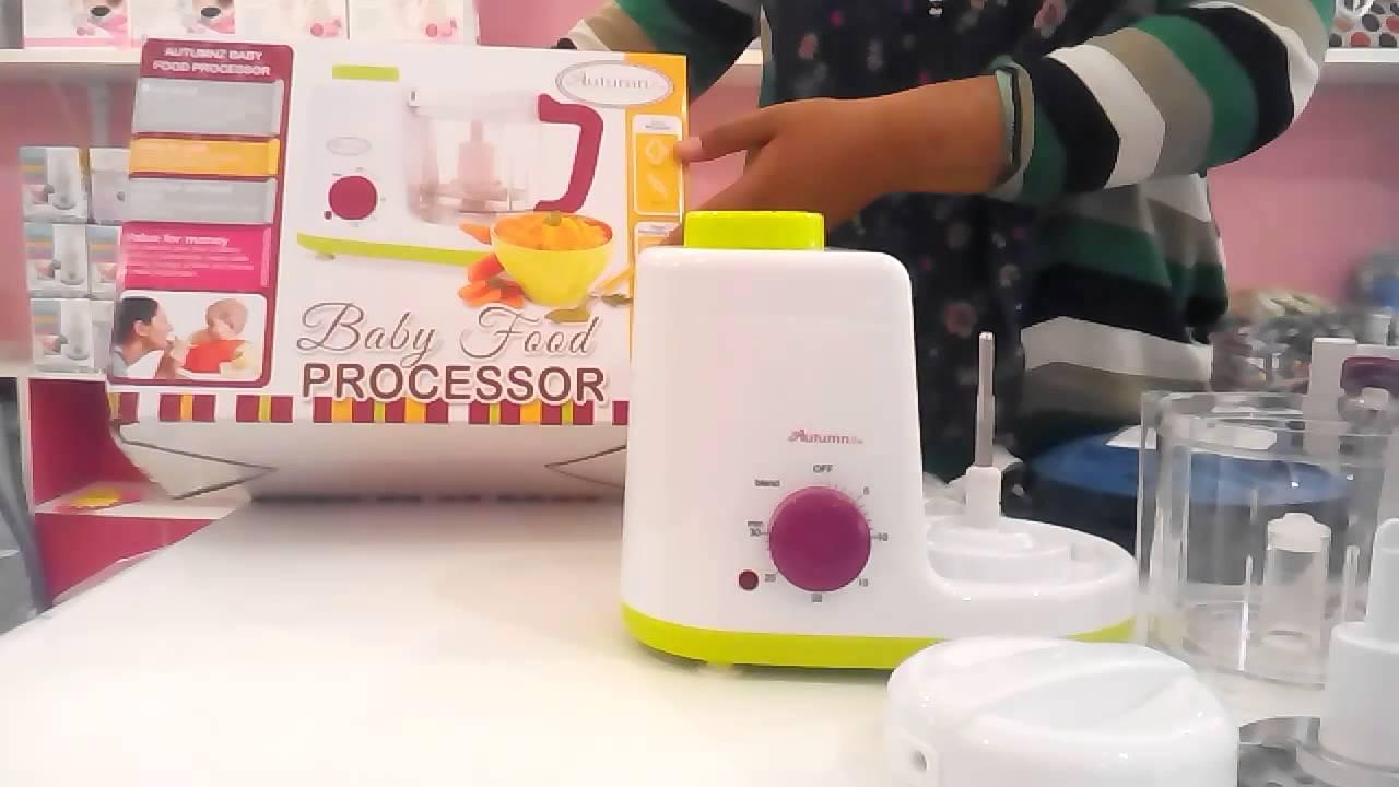 Avent 2 In 1 Healthy Baby Food Maker Steamer Blender Pembuat Makan Spatula For Babypuree By Oonew Tb 1510s Pink Salmon Autumnz Foos Processor