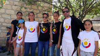 Как мы построили для детей баскетбольные щиты в Армении-Калаван! МЯЧ НАДЕЖДЫ
