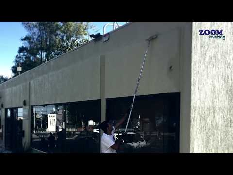 How to paint render how to paint stucco exterior - Best roller for exterior painting ...
