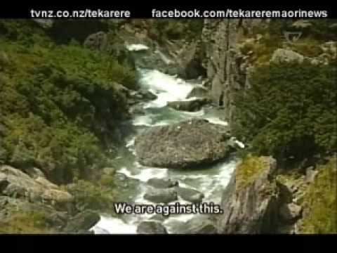 How will the New Zealand landscape be affected by Government mining proposals