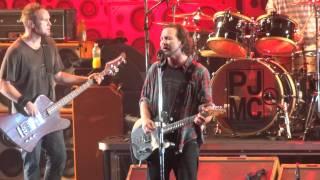 Pearl Jam - Setting Forth live PJ20