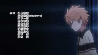 Repeat youtube video Rewrite OP 2 / Opening 2「End of the World」+ Subs CC