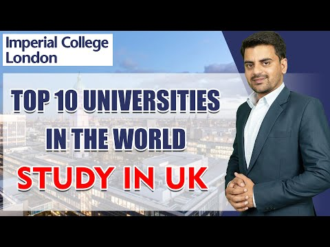Imperial College London : Top 10 Universities in the World : Admission | Study In UK Student Visa