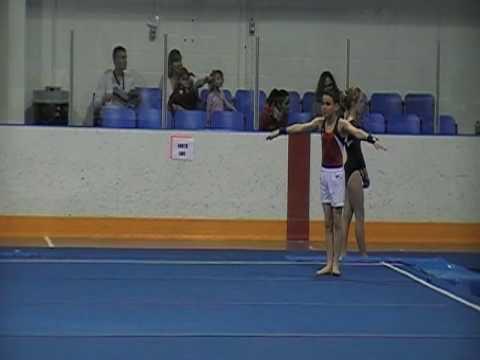 Nolan Mitchell floor gymnastics