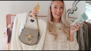 AUTUMN BEAUTY & FASHION FAVOURITES // Fashion Mumblr