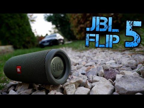 JBL Flip 5 - mono następca popularnego modelu / test, recenzja, review