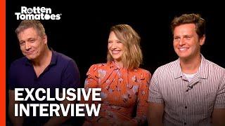 'Mindhunter' Cast Talks Charles Manson & Season 2 | Rotten Tomatoes