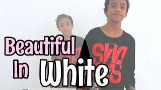 Beautiful in White - Shane Filan | Dhito (Piano Cover)
