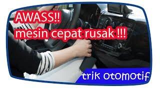 Beginilah cara mematikan mesin mobil yang benar!!!