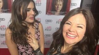 Adriana Ugarte, Rossy De Palma and more interviews at AFI FEST
