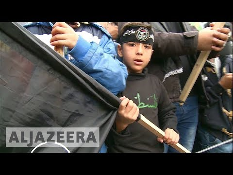 Palestinians Killed In Protests Against Jerusalem Move