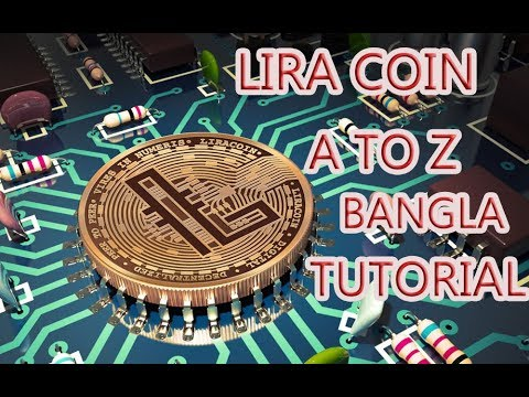 Liracoin - Cryptocurrency Website