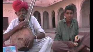 Street musicians, Rajasthan, India