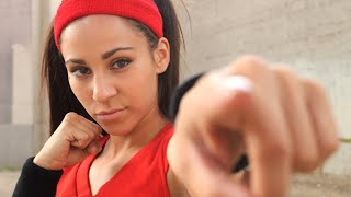 Toughest in Town - Dubstep / Music Video / Martial Arts (Obsidia Ft. Katelyn Brooke)