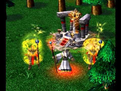 Warcraft 3 Sounds: Einheiten Sprche Menschen deutsch