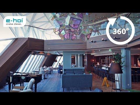 Neue Mein Schiff 1 | 360 Grad-Video von e-hoi