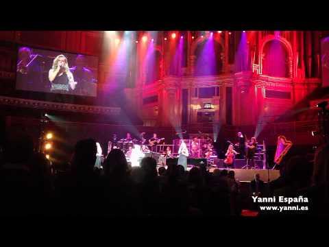 Aria - Yanni at Royal Albert Hall